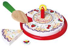 Birthday Party Cake - Pretend Children Play Kitchen Game Food