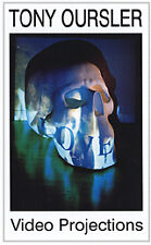 Tony Oursler: Video Projections (DVD, ART/new york)