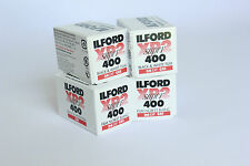Ilford Xp2 Super 35mm 36exp ISO 400 (4 Pack) ** Mejor ***