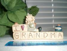 ~~I LOVE GRANDMA DECOR BY BLOSSOM BUCKET~ IMMEDIATE SHIPPING!