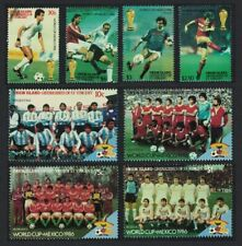 Union Island World Cup Football Championship 8v MNH SC#218-225