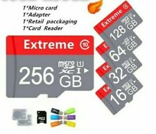 Micro SD Card  64GB 128GB 256GB Memory Card C10 Flash TF Microsd Card