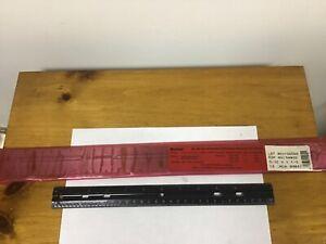 """Starrett 5/32"""" X 1 1/2"""" X 18"""" Precision Oil Hardened Flat Stock, 54032"""