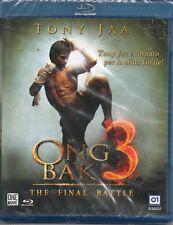 Ong Bak 3 - the final battle - blu-ray - nuovo
