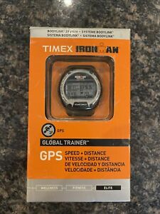 Timex Ironman Global Trainer GPS Watch Running Cycling Not HR