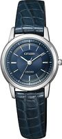CITIZEN EXCEED Eco-Drive EX2071-01L Women's Watch New in Box