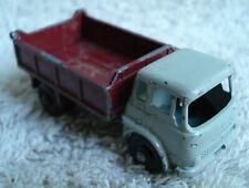 Matchbox regular wheels Bedford 7 1/2 Ton Tipper