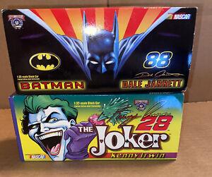 Nascar Racing Action Platinum Collectibles 1:32 Scale Stock 1998 Joker & Batman