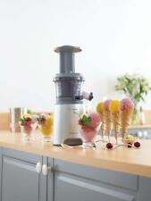 Kenwood Pure Juice JMP600WH Slow juice estrattore di succhi extra-saludables