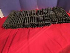 """Vintage Lot Lionel O Gauge (5) FIVE Straight Track Sections 10"""" w/ 3 pins each"""