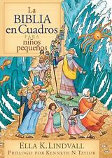 La Biblia en Cuadros Para Nino Pequenos = The Bible in Pictures for Toddlers (Ha
