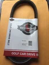 Ezgo Golf Cart Drive Belt TXT,RXV & ST400 Gas w/Kawasaki Clutch & Engine 08-11