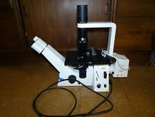 Zeiss Axiovert 40 Cfl Inverted Fluorescence Phase Microscope 4 A Plan Objectives