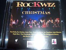 RocKwiz Christmas Rare Various (Tex Perkins Paul Kelly Angie Hart) CD – Like New
