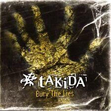CD TAKIDA, Bury The Lies PLATINUM EDITION, 14 Tracks, 2009, NEU