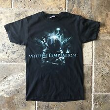 WITHIN TEMPTATION Vintage 2007 Gothic Metal Rock Band Tee