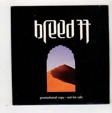 (FZ431) Breed 77, Album Sampler - DJ CD