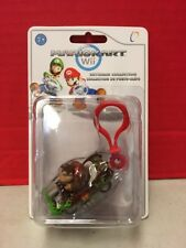 Mario Kart Wii Keychain Collection DK Donkey Kong Rod Car Nintendo