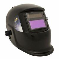 Siegen S01001 Welding Helmet Mask Auto Darkening Shade 9-13