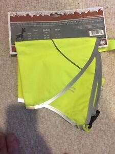 NWT Alcott Essentials Visibility Dog Vest,  Neon Yellow Reflective - Medium