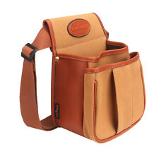 Tourbon Cartridges Bag Shell Carrier Ammo Fanny Pack Skeet Trap Shooting Vintage