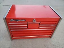 Snap On Salesman Sample Small Tool Box Chest Rare Mini 650 Stamped