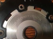 Old Mid School Bmx Diamondback Engraved Power Disc & Chainring Rare!