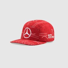 Mercedes-AMG Petronas 2020 Lewis Hamilton UK British GP Special Edition Hat Red