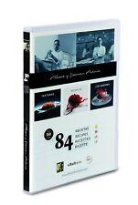 DVD 84 Recetas Texturas 150'. Albert y Ferran Adrià