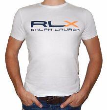 RLX by Ralph Lauren Men Designer Logo Crewneck Tee