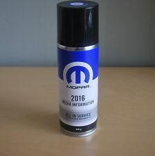 Mopar NAIAS Media Kit, 2016 Auto Show, 16 Gig USB Flash Drive