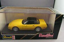 1/43 DETAIL CARS CORVETTE ZR 1 SOFT TOP