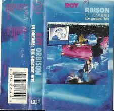In Dreams: The Greatest Hits by Roy Orbison (Cassette, 1987 Virgin) USED VG