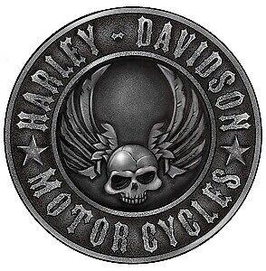 Harley Davidson  motorcycle Sticker decal