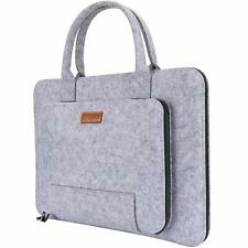 Portable Laptop Bag 17.3 Sleeve Handle Carrying Notebook Case Briefcase Business