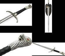 "-=] VALYRIAN STEEL - ""Longclaw"" Sword of Jon Snow Game of Thrones [=-"