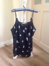 womens black Top/blouse Size 18