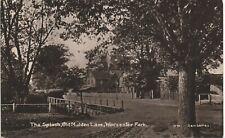 Worcester Park near Cheam & New Malden. Splash, Old Malden Lane # 1035 by S&W.