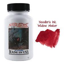 """Noodler's Ink Fountain Pen Bottled Ink, 3oz - Widow Maker"""