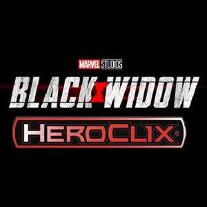 Marvel HeroClix Black Widow Movie Single Figure