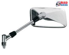 New Chrome Rectangle Mirror for Suzuki Bandit 650, 1250, GSX1400, SV650, SV1000