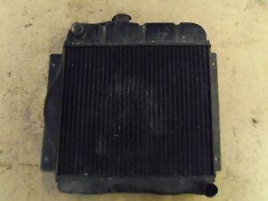 BMW E10 02-er 1502 1602 1802 2002 Kühler Wasserkühler Behr 11165180 (31)