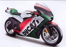 Ducati Desmosedici `11 Flag Red/White/Green, MAISTO MOTORCYCLE MODEL 1:6