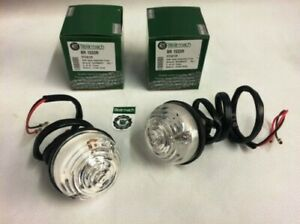 Bearmach Land Rover Series 1, 2, 2a & 3 Side Lights BR1533R x 2