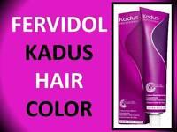 WELLA KADUS PERMANENT VIBRANT SHINE HAIR COLOR / 10VR LIGHTEST BLONDE VIOLET RED