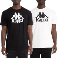 Kappa Estessi T-Shirt - White, Black - S, M, L, XL