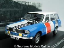 RENAULT 12 ESTATE GORDINI MODEL CAR 1:43 SCALE 1974 IXO ATLAS LA SAGA BREAK K8