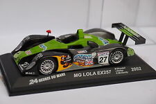 IXO ALTAYA MG LOLA EX257  #27 LE MANS 2002 1/43