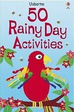 50 Rainy Day Activities by Fiona Watt (Spiral bound, 2009)