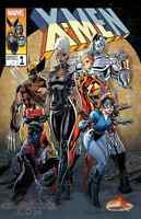 X-MEN GOLD 1 J SCOTT CAMPBELL RETRO VARIANT B NM UNCANNY WOLVERINE